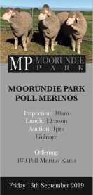2019 Moorundie Park On Property Catalogue